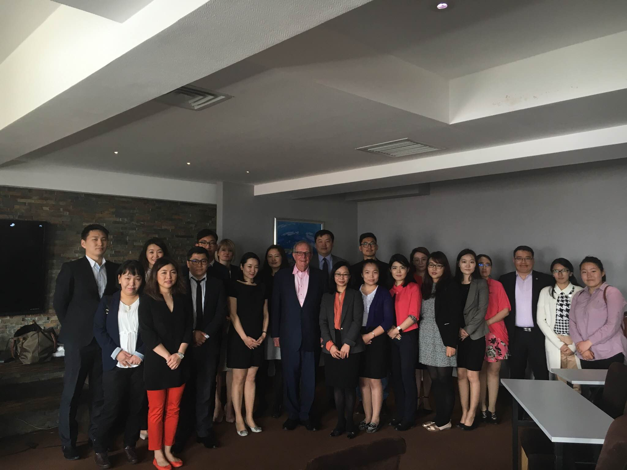 Lecture held by Professor Philip R Wood, a head of Allen & Overy Global Law Intelligence Unit.